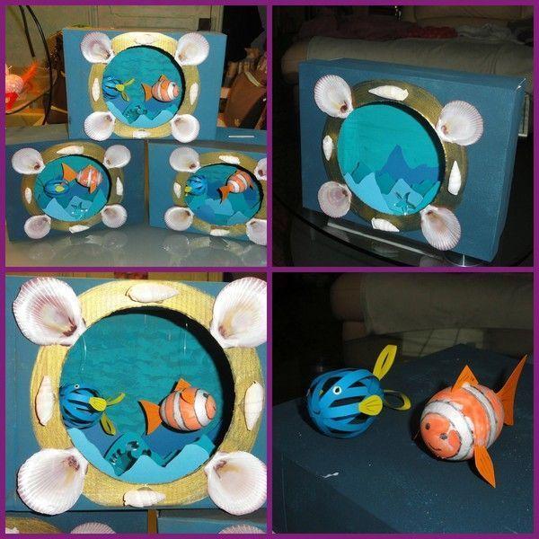 activite manuelle disney maternelle